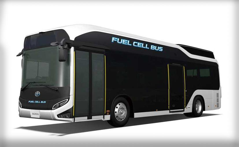 Toyota has sought to design buses that provide customers with freedom of mobility.