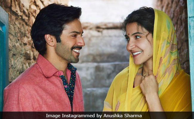 Anushka And Varun Remind Fans Of Sui Dhaaga's Release Date 'Mamta And Mauji' Style