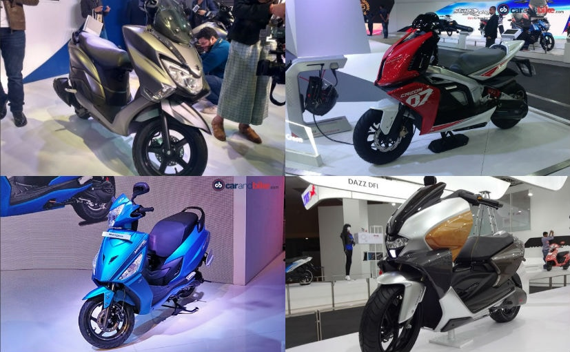 Hero, TVS, Suzuki and more manufacturers have scooters lined up for launch