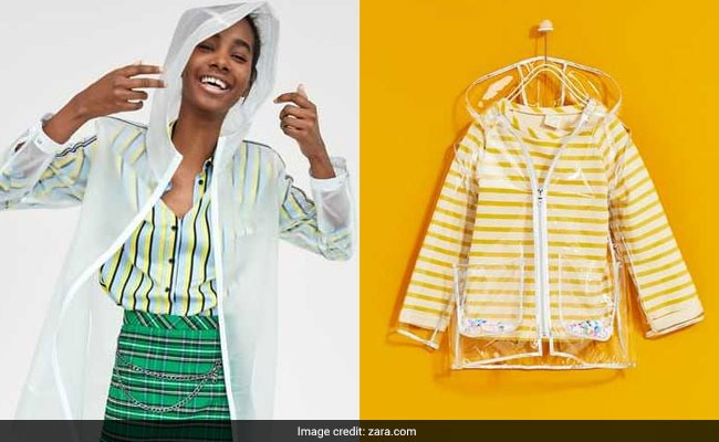 This Raincoat Is Set To Be Monsoon's Hottest Fashion Trend