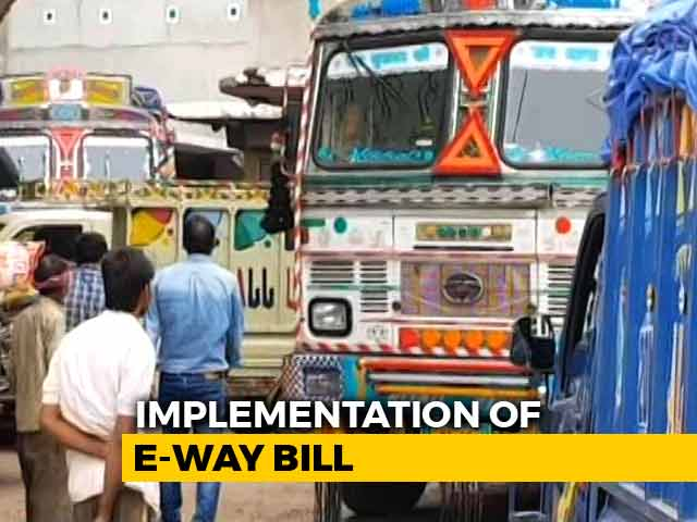 Video : An E-Way Bill Means 10 Hours Less On 2000Km Journey For This Truck Driver