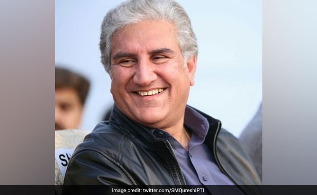Pakistan Wants 'Uninterrupted' Dialogue With India Says Qureshi
