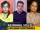 Video: AAP vs Bureaucrats: Governance Hostage To Protest Politics?