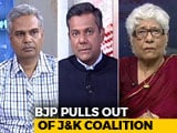 Video : BJP Pulls Out Of J&K Coalition: Will Central Rule Improve Security Situation In Valley?