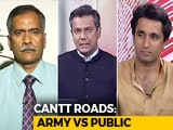 Video: Should Roads In Army Cantts Remain Open For Public?
