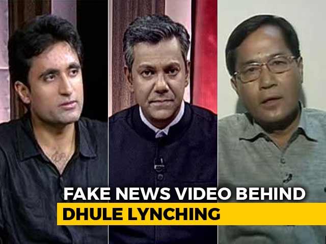 Video : Fake News: Designed To Kill?