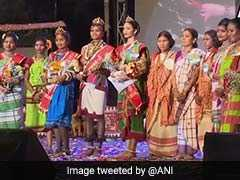 """India Crowns Its """"First Tribal Queen"""""""