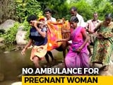 Video : No Ambulance, Family Carries Kerala Pregnant Woman For 7 km In Bedsheet