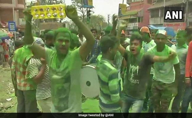 Trinamool Congress Wins 2,467 Gram Panchayat Seats In West Bengal
