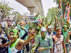 West Bengal Panchayat Poll Results: Trinamool Congress Leads, BJP Distant Second