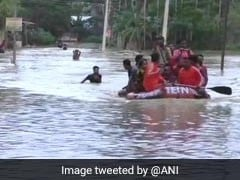 Two Dead, Over 13, 000 Shifted To Relief Camps In Tripura Flashfloods