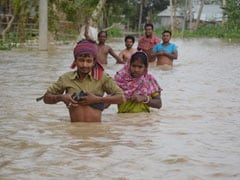 Over 3,600 People Rescued From Flood-Hit Tripura, Assam
