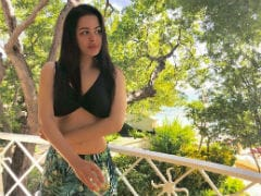 Sanjay Dutt's Daughter Trishala Is Posting Wonderful Pics From Her Holiday