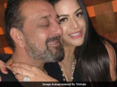 <I>Sanju</I>: Trishala's Silence On Dad Sanjay Dutt's Biopic Raises Eyebrows