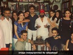 Kareena Kapoor, Sara And Ibrahim Make Saif Ali Khan's Birthday Party A Blockbuster One. See Inside Pics