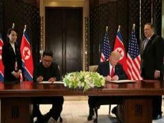 Kim Jong, Trump Commit To Restart Repatriating Remains From North Korea