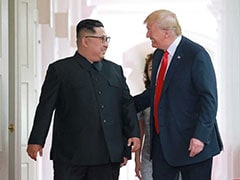 """Can't Leave Now"": Trump Says Will Meet Kim Jong Un After US Midterms"