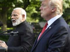 Trump Will Raise Religious Freedom Issue With PM Modi, Says US Official
