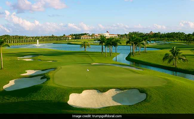 Shots Fired At Donald Trump's Golf Resort In Florida