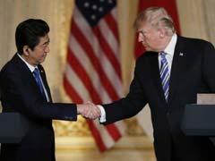 Donald Trump Hosts Japan PM Shinzo Abe, 5 Days Before Summit With Kim Jong Un