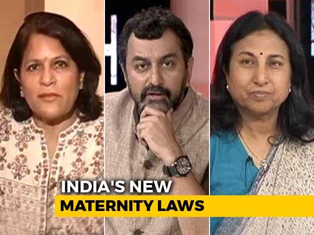 Video : New Maternity Laws: Job Losses?