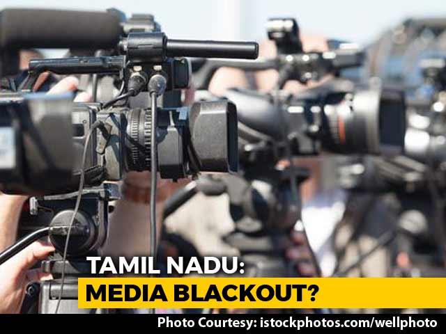 Video : Truth Vs Hype: Tamil Nadu Media Blackout?