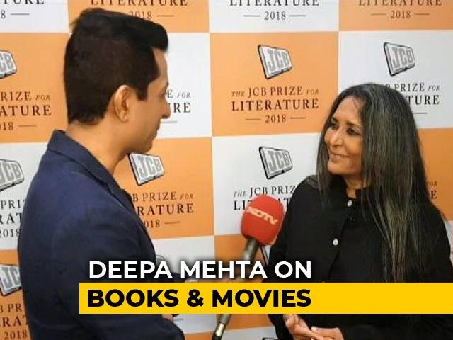 Video : Deepa Mehta On Literature & Her Next Film <i>Funny Boy</i>