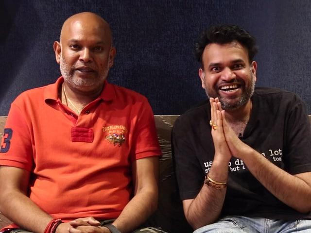 "Video : ""பிக் பாஸ்ல மகத் வச்சு செய்யுறான்"" - வெங்கட் பிரபு மற்றும் பிரேம்ஜியோடு ஒரு ஜாலி சந்திப்பு"