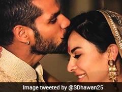 Shikhar Dhawan Marks Wife Aesha's Birthday With Emotional Message