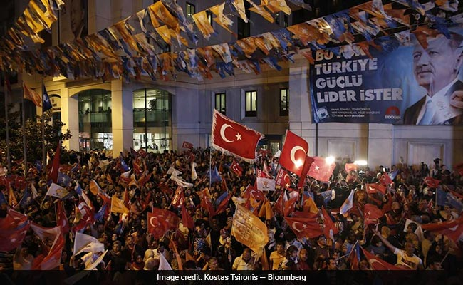 Social media reacts to the elections — Turkey on Twitter
