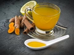 How To Make Turmeric, Honey And Ginger Tea For Immunity And Weight Loss
