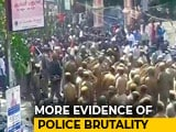 Video : Anti-Sterlite Protests: Video Shows Tamil Nadu Cops On Rampage