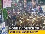 Video : Anti-Sterlite Protests: Video Shows Tamil Nadu Cops On Rampage