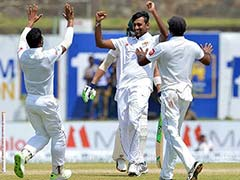 1st Test: Spinners Put Sri Lanka On Top vs South Africa On Day 2