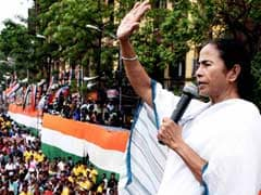 'Chinese' Graffiti Supporting Mamata Banerjee Seen In Kolkata's Chinatown