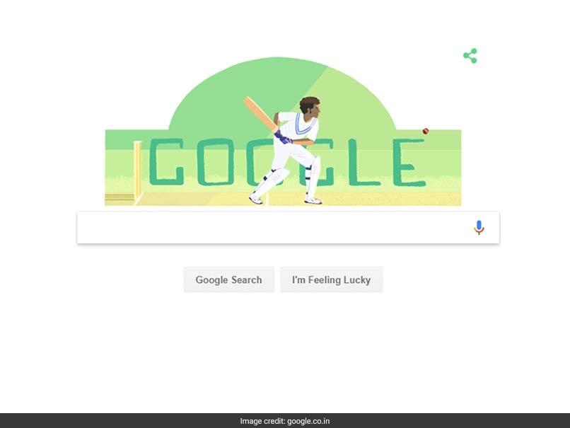Google Celebrates Dilip Sardesai