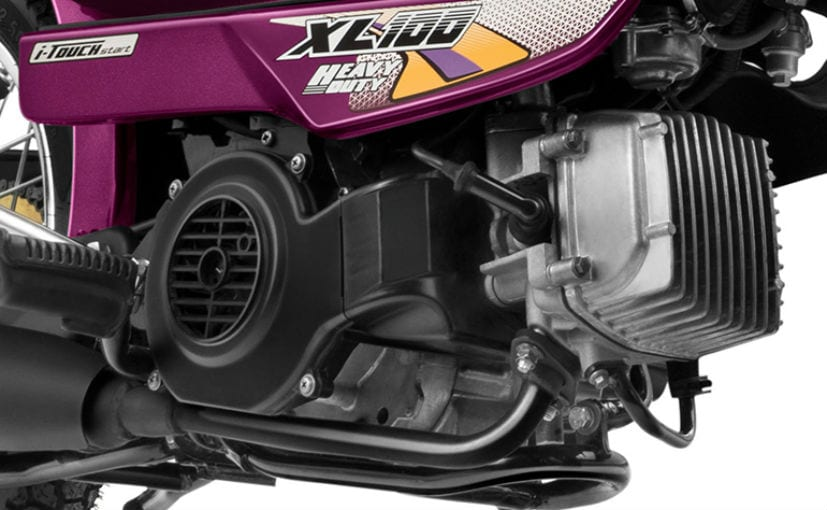 Tvs Xl100 Heavy Duty Introduced With New Features For 2018 Priced