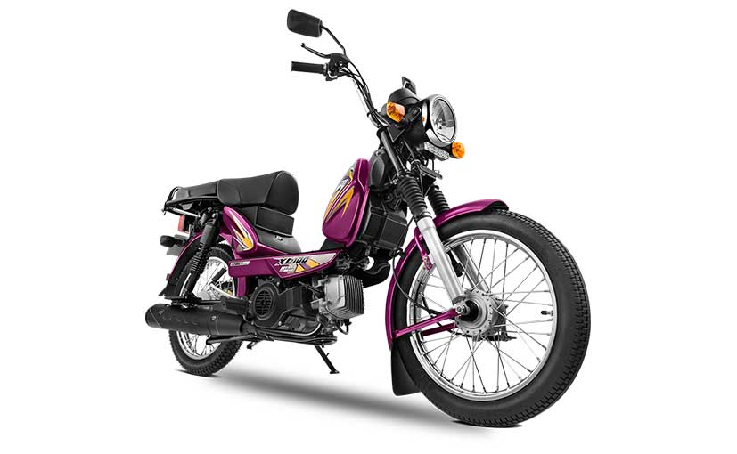 tvs xl100 heavy duty