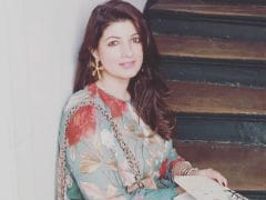 On Twinkle Khanna's Writing Desk, You Can Find These Things