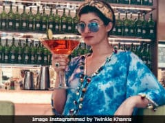 "After PM's Joke, Twinkle Khanna On The ""Only Party"" She May Be Part Of"