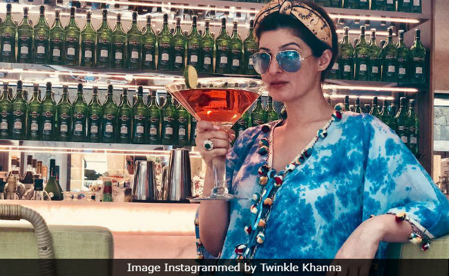 After PM's Joke, Twinkle Khanna On The 'Only Party' She May Be Part Of