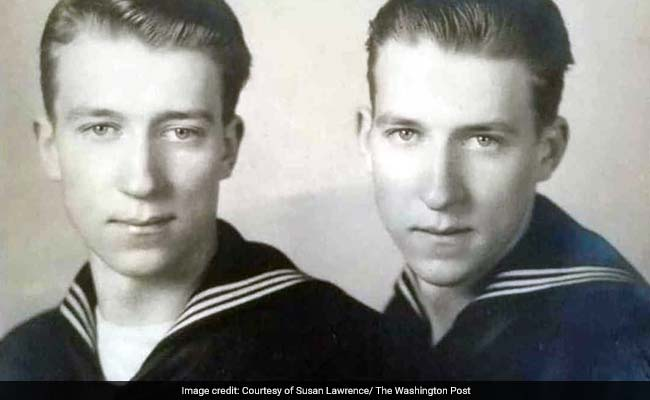 Twins Died Together In World War II. Now, They're Buried Side By Side
