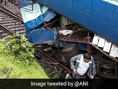 LTT-Madurai Express Derailed At Khandala, No Casualties Reported