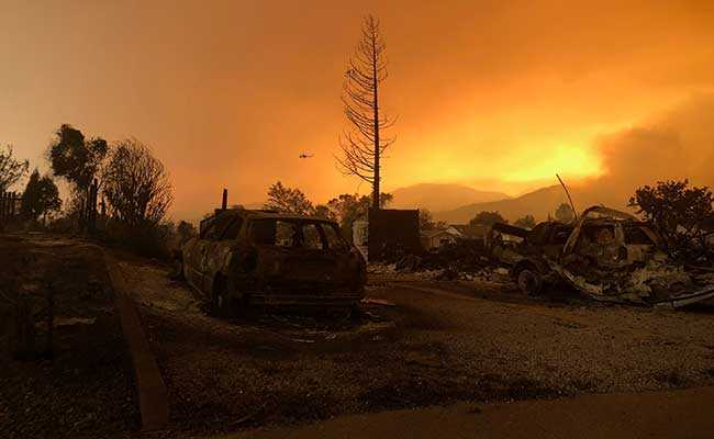9 People Reported Missing As Deadly California Wildfire Grows Overnight