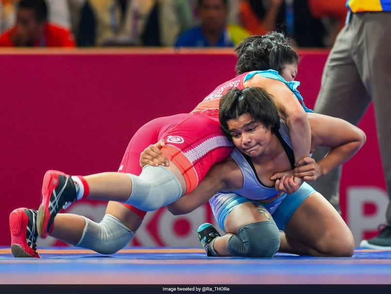 Asian Games 2018: Divya Kakran Wins Bronze In Womens 68KG Freestyle Category