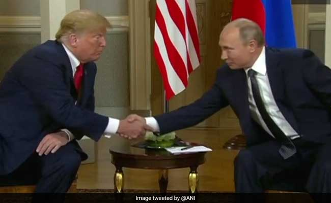 Donald Trump Meets Vladimir Putin In Finland: Highlights