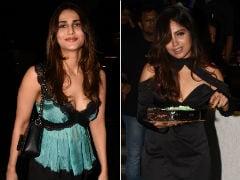 Vaani Kapoor And Karan Johar Add Stardust To Bhumi Pednekar's Birthday Bash