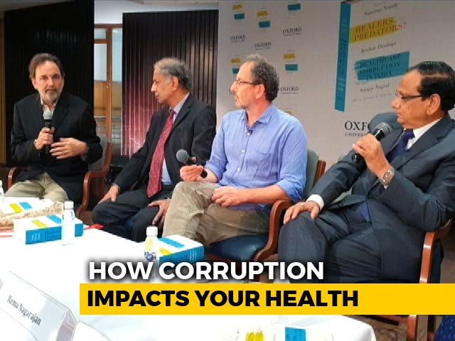 Video : Healers Or Predators? Corruption In India's Healthcare
