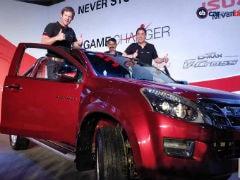 Cricketing Legend Jonty Rhodes Announced As Isuzu D-Max V-Cross Brand Ambassador In India