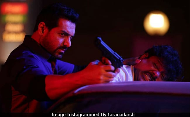 Satyameva Jayate Box Office Collection Day 5: John Abraham's Film Remains 'Strong' On First Weekend. Earns Over 56 Crore